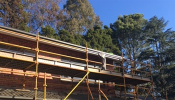 Fire Rebuild in the Adelaide Hills