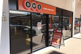 BWS Fit-out - Eastwood and Adelaide